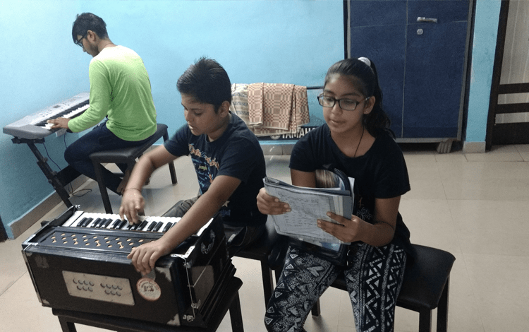 Talent Academy Shool of Music With